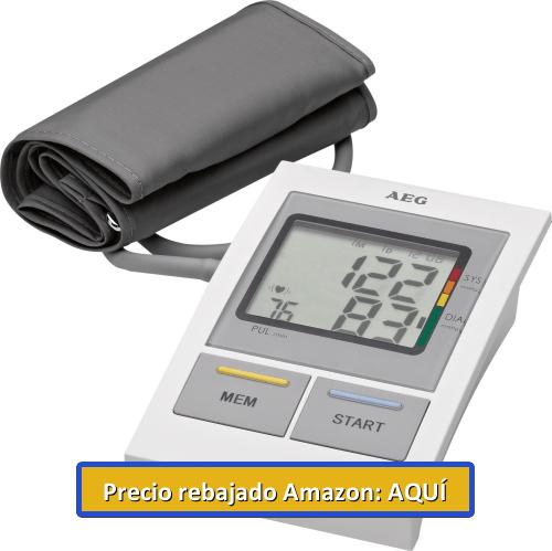 medidor tension de brazo AEG