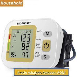 tensiómetro de brazo broadcare