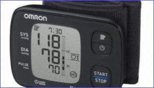 Tensiometro Omron RS6