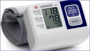 Tensiometro Omron RS2